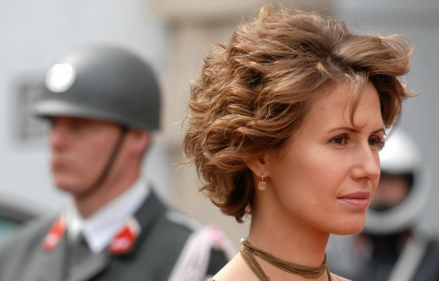 Money From Asma as-Assad